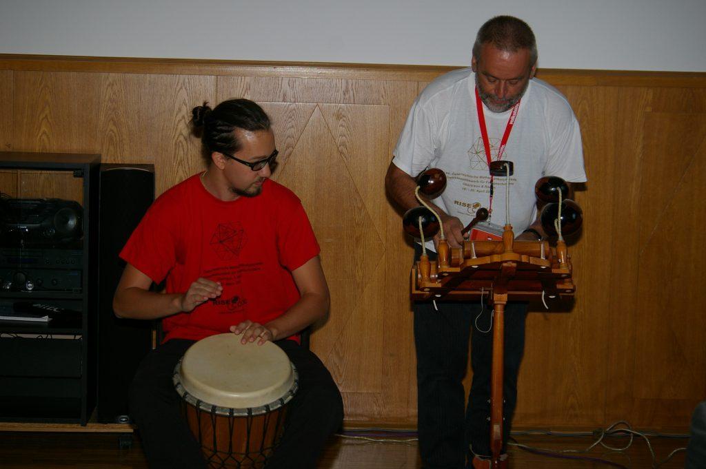 Opening Music by Florian Aigner and Heinrich Josef Gstöttner