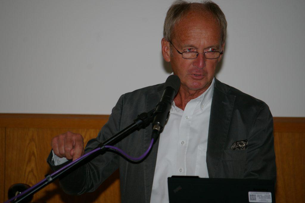 Mag. Herbert Brunsteiner (Major of Vöcklabruck)