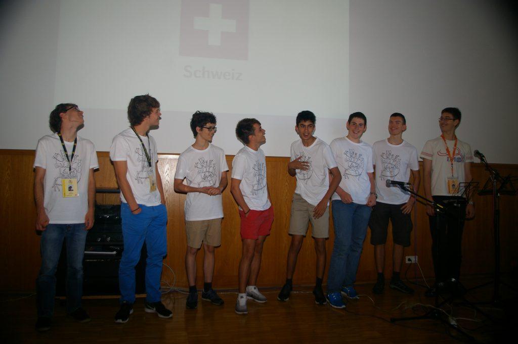 Schweiz -- Switzerland