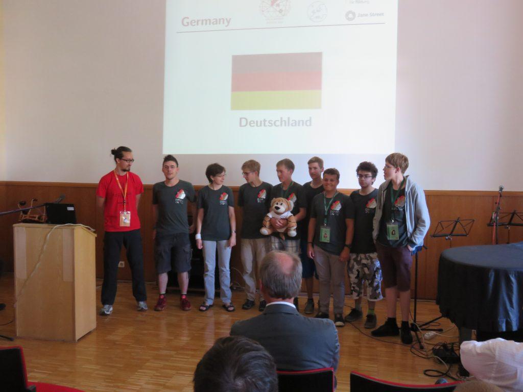 Deutschland -- Germany